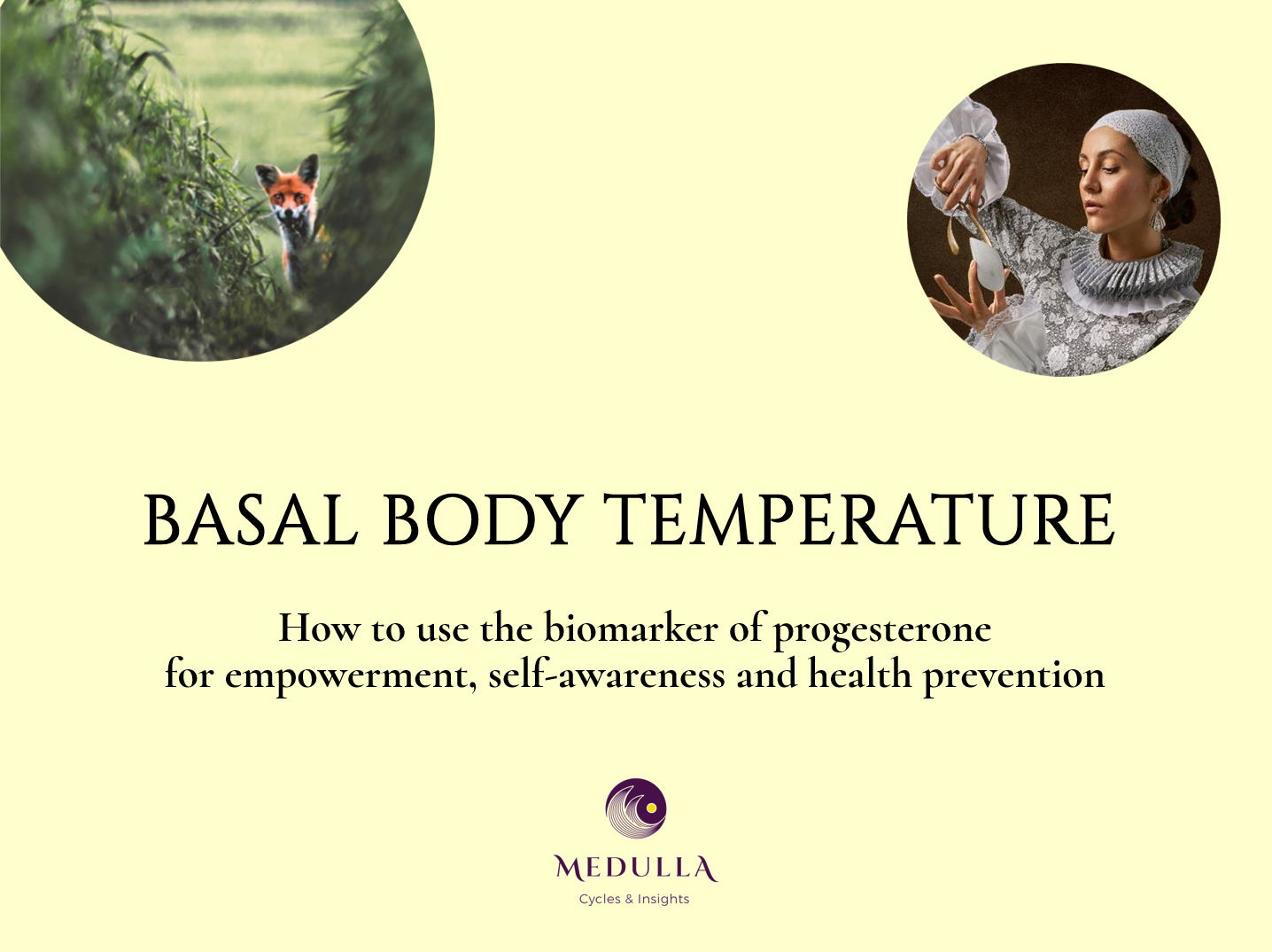 Basal body temperature cover