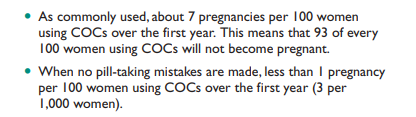 """WHO Johns Hopkins """"Family Planning. Global Handbook for practitioners 2018"""" p.20"""